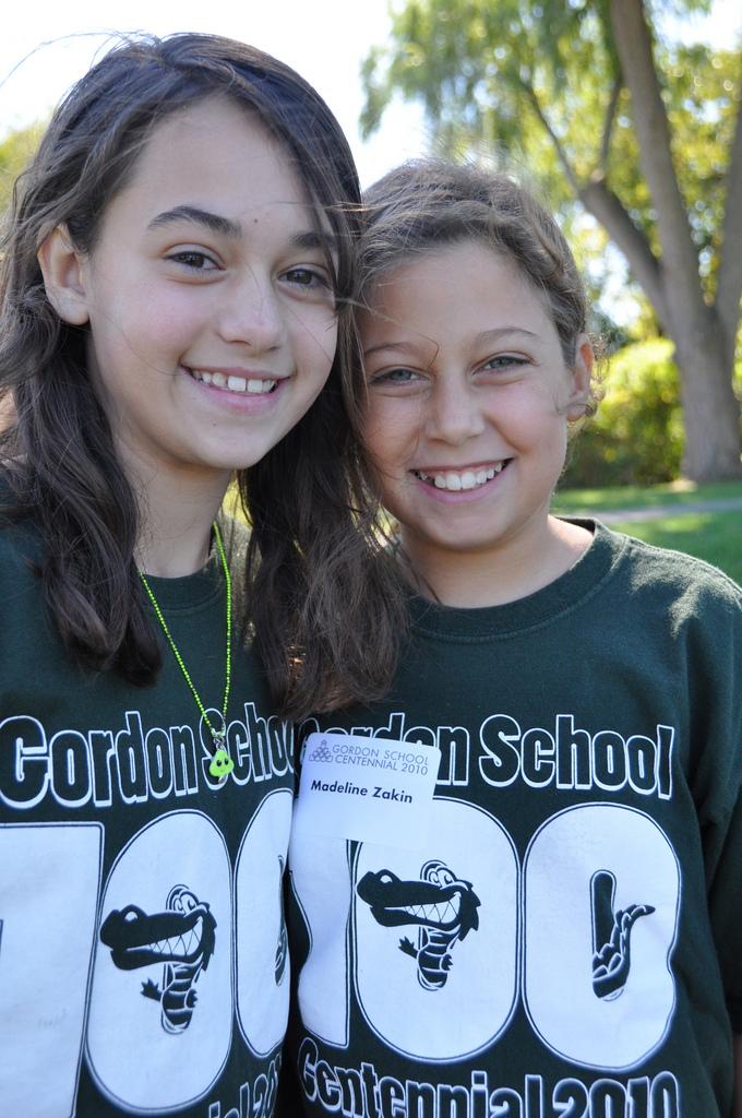Alyssa and Maddie